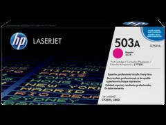 Toner do tiskárny Originálny toner HP 503A, HP Q7583A (Purpurový)