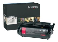Toner do tiskárny Originálny toner Lexmark 12A7365 (Čierny)