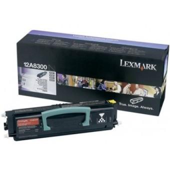 Originálny toner Lexmark 12A8300 (Čierny)