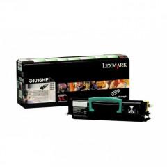 Toner do tiskárny Originálny toner Lexmark 34016HE (Čierny)