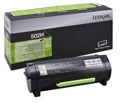 Toner do tiskárny Originálny toner Lexmark 50F2H00 (Čierný)