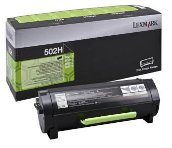 Originálny toner Lexmark 50F2H00 (Čierný)