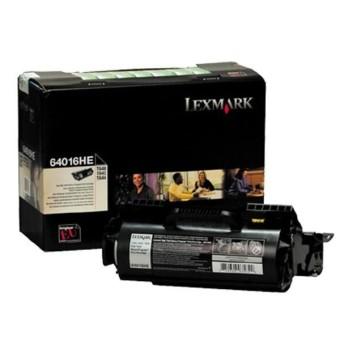 Originálny toner Lexmark 64016HE (Čierny)