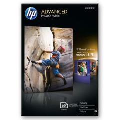 Fotopapier 10x15cm HP Advanced Glossy, 60 listov, 250 g/m2, lesklý (Q8008A)