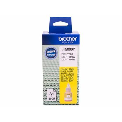 Originálna cartridge Brother BT-5000Y (Žltá)