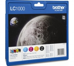 Sada originálných cartridge Brother LC-1000