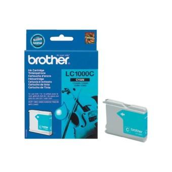 Originálna cartridge  Brother LC-1000C (Azúrová)