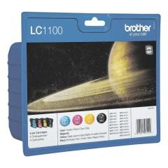 Sada originálných cartridge Brother LC-1100