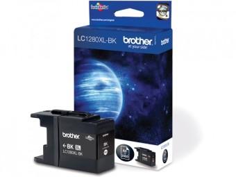 Originálna cartridge  Brother LC-1280BK (Čierna)