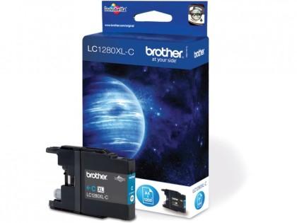 Originálna cartridge  Brother LC-1280C (Azúrová)