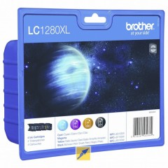 Sada originálných cartridge Brother LC-1280