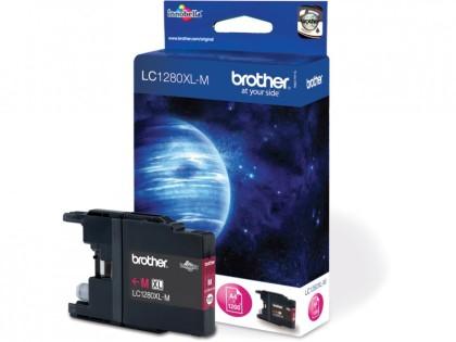 Originálna cartridge  Brother LC-1280 (Purpurová)