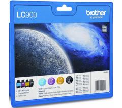 Sada originálných cartridge Brother LC-900