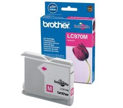Cartridge do tiskárny Originálna cartridge  Brother LC-970m (Purpurová)