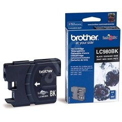 Cartridge do tiskárny Originálna cartridge  Brother LC-980BK (Čierna)