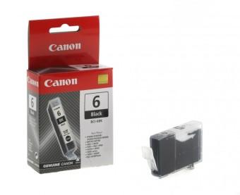 Originálna cartridge  Canon BCI-6BK (Čierna)