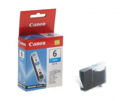 Originálna cartridge  Canon BCI-6C (Azúrová)