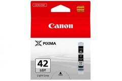 Cartridge do tiskárny Originálna cartridge  Canon CLI-42LGY (Svetlo šedá)
