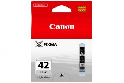 Originálna cartridge  Canon CLI-42LGY (Svetlo šedá)