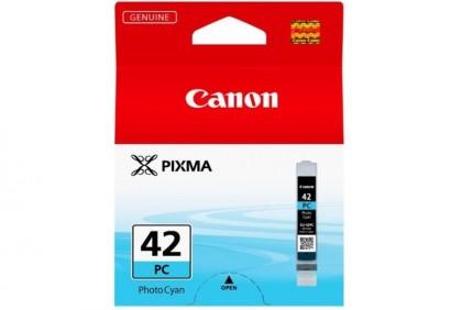 Originálna cartridge  Canon CLI-42PC (Foto azúrová)