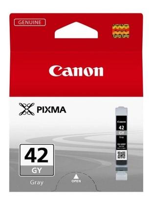 Originálna cartridge  Canon CLI-42GY (Šedá)