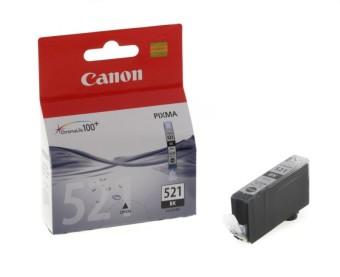 Originálna cartridge Canon CLI-521BK (Čierna)