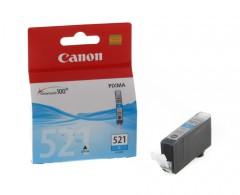 Cartridge do tiskárny Originálna cartridge Canon CLI-521C (Azúrová)