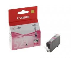 Cartridge do tiskárny Originálna cartridge  Canon CLI-521M (Purpurová)