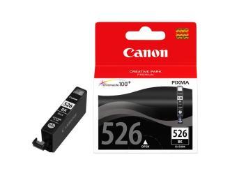Originálna cartridge  Canon CLI-526BK (Čierna)