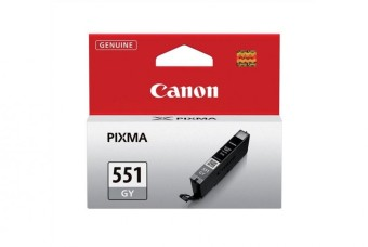 Originálna cartridge Canon CLI-551GY (Šedá)