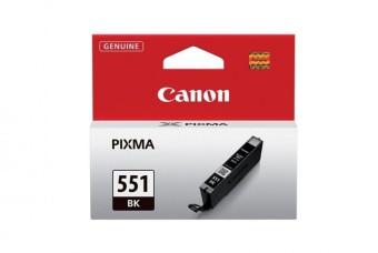 Originálna cartridge Canon CLI-551BK (Čierna)