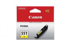 Cartridge do tiskárny Originálna cartridge Canon CLI-551Y (Žltá)