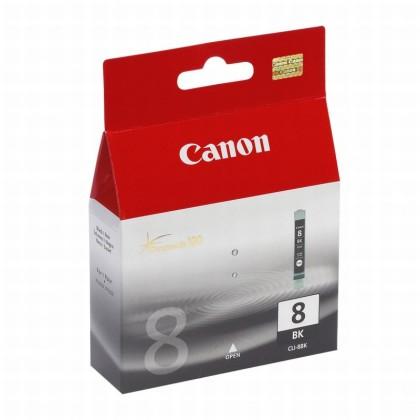 Originálna cartridge  Canon CLI-8BK (Čierna)