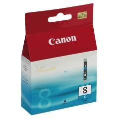 Cartridge do tiskárny Originálna cartridge Canon CLI-8C (Azúrová)