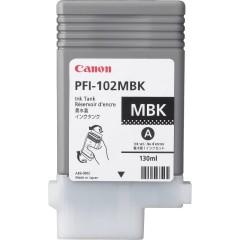 Cartridge do tiskárny Originálna cartridge  Canon PFI-102MBK (Matne čierna)