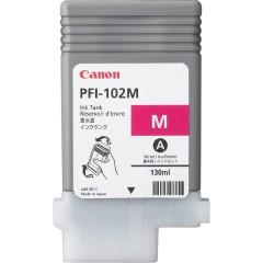 Cartridge do tiskárny Originálna cartridge  Canon PFI-102M (Purpurová)