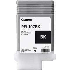 Cartridge do tiskárny Originálna cartridge Canon PFI-107BK (Čierna)