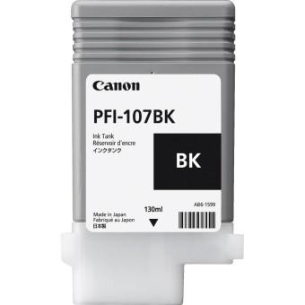Originálna cartridge Canon PFI-107BK (Čierna)