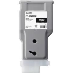 Cartridge do tiskárny Originálna cartridge Canon PFI-207MBK (Matne čierna)