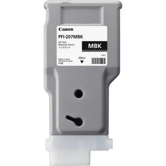 Originálna cartridge Canon PFI-207MBK (Matne čierna)