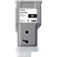 Cartridge do tiskárny Originálna cartridge Canon PFI-207BK (Čierna)