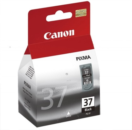 Originálna cartridge  Canon PG-37 (Čierna)