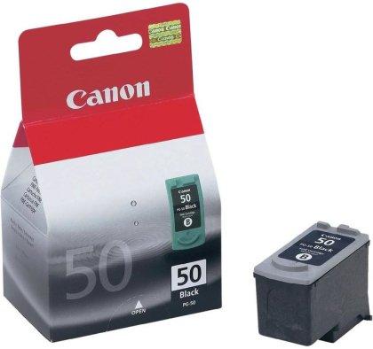 Originálna cartridge  Canon PG-50 (Čierna)