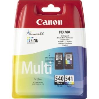 Originálna sada cartridge Canon PG-540/CL-541 (Čierna, farevná)