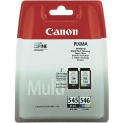 Cartridge do tiskárny Originálna sada cartridge Canon PG-545/CL-546 (Čierna, farevná)