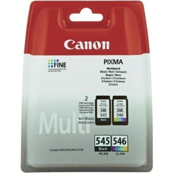 Originálna sada cartridge Canon PG-545/CL-546 (Čierna, farevná)