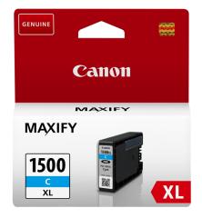 Cartridge do tiskárny Originálna cartridge Canon PGI-1500C XL (Azúrová)