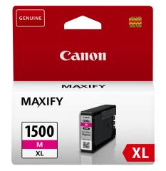 Cartridge do tiskárny Originálna cartridge Canon PGI-1500M XL (Purpurová)