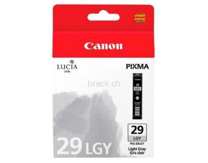 Originálna cartridge  Canon PGI-29LGY (Svetlo šedá)