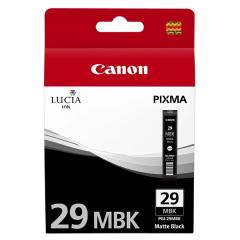 Cartridge do tiskárny Originálna cartridge  Canon PGI-29MBK (Matne čierna)